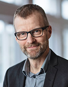 Photo of Peter Kjær